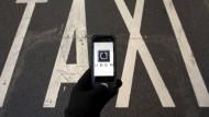 Uber hat eingeräumt, unliebsame Gäste mit einer speziellen Software von der Nutzung der App abgehalten zu haben.