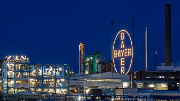 Bayer trotzt der Corona-Pandemie