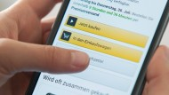 Amazons Smartphone-App: Drittanbieter geraten offenbar zunehmend ins Visier von Cyber-Betrügern.
