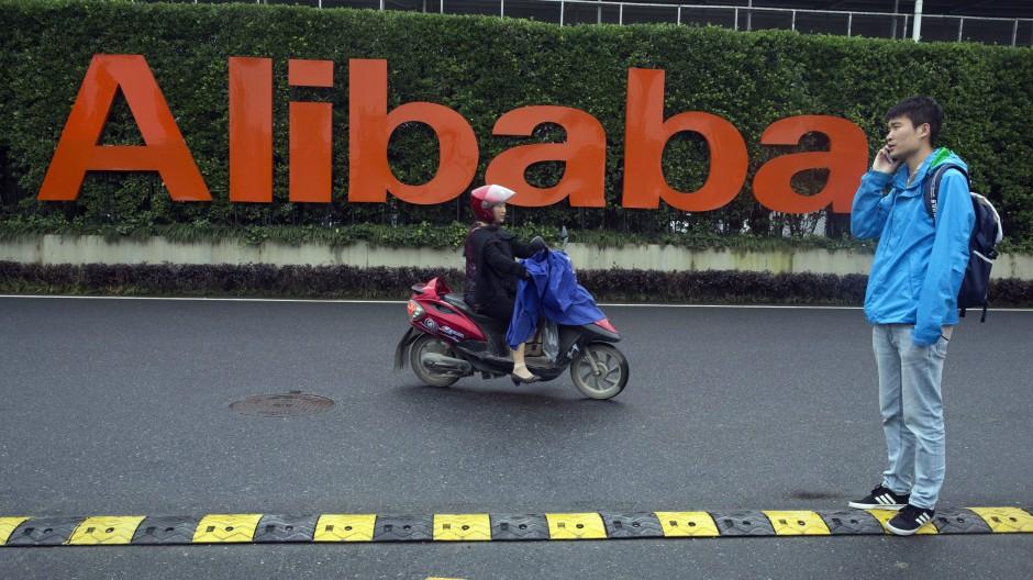 Für Alibaba wird es eng.