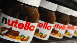 Salvini wettert gegen Nutella