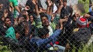 Die große Migrationswelle kommt noch