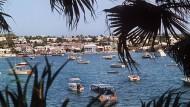 """Zu den """"schlimmsten"""" Steueroasen der Welt gehören laut der Hilfsorganisation Oxfam angeblich Bermuda (Bild) und die Cayman-Inseln."""
