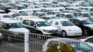 VW setzt in Südkorea Verkauf von 79 Modellen aus