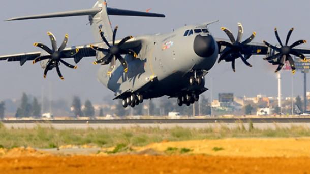 A400M bleibt trotz Staatshilfe ein Verlustgeschäft