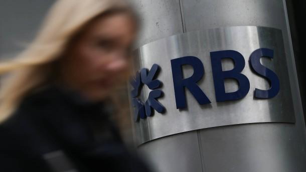 Royal Bank of Scotland benennt sich um