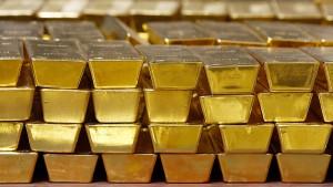 Goldpreis auf Sieben-Jahres-Hoch