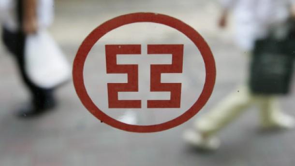 Chinas Banken bekommen Kreditkrise zu spüren