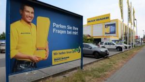 Betriebsrat fürchtet Abbau von 4000 Praktiker-Stellen