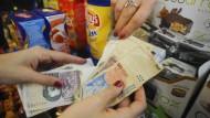 Argentinien kämpft gegen die Inflation