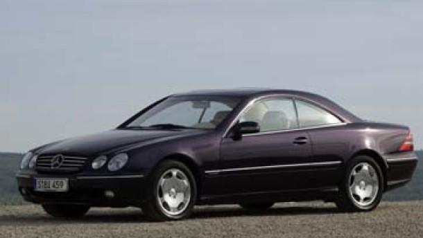 Daimler-Chrysler behauptet sich gegen BMW