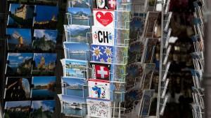 Starker Schweizer Franken hält Touristen ab