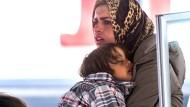 Schon schnell nach Ankunft nicht mehr arbeitslos? Für viele Flüchtlinge in Schweden hat sich dieser Traum nicht erfüllt.