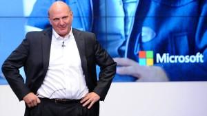Steve Ballmer verlässt Microsoft endgültig