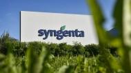 China bietet 43 Milliarden Dollar für Syngenta