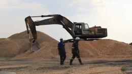 Sambia kann Staatsschulden nicht mehr bezahlen