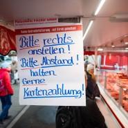 Wie Corona das Bargeldland Deutschland knackt