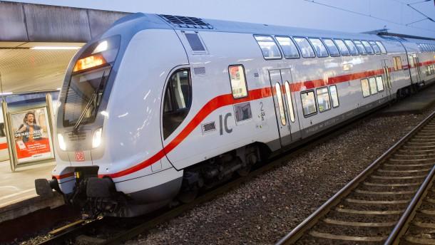 Bahn will neue Intercity-Züge nicht abnehmen