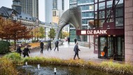 DZ und WGZ Bank schließen sich zusammen