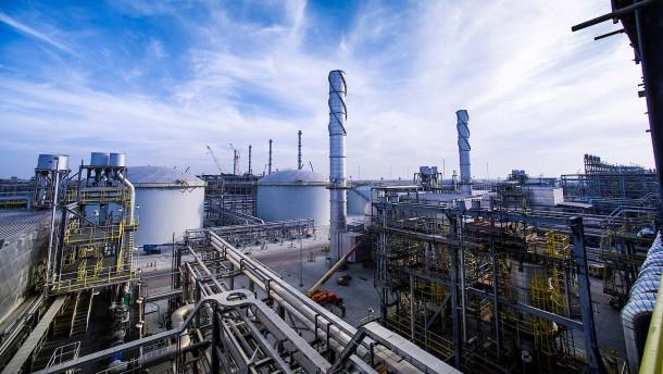 Saudiarabischer Ölkonzern beruft Frau als Topmanagerin