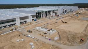 Eilantrag abgewiesen, Bau der Gigafactory geht weiter