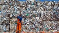 Der Papierkreislauf funktioniert in Deutschland einigermaßen, die Nachfrage der Landesverwaltungen nach Recyclingpapier ist unterschiedlich.