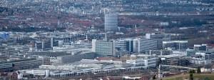 In Untertürkheim stehen ein Mercedes-Werk und die Daimler-Konzernzentrale.
