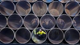 Das ewige Gezänk um eine wichtige Pipeline