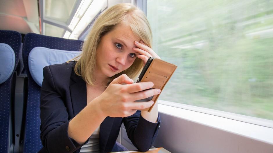 Ein ewiges Streitthema: Der W-Lan-Empfang im Zug.