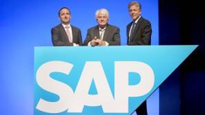 Wird der wichtigste deutsche Softwarekonzern amerikanisch?