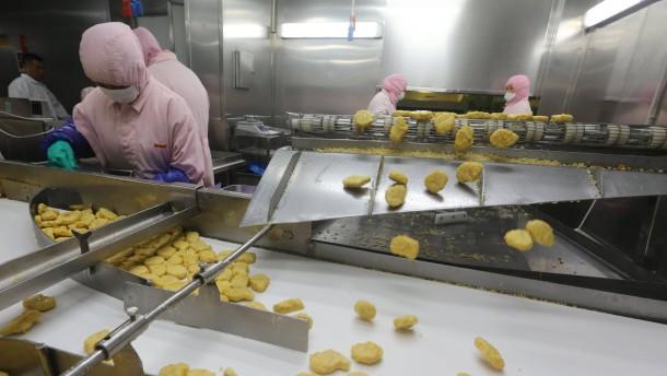 Fastfood-Ketten in Gammelfleisch-Skandal in China verstrickt