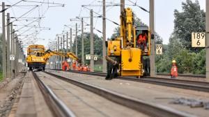 Die Bahn spart sich Sparpreise
