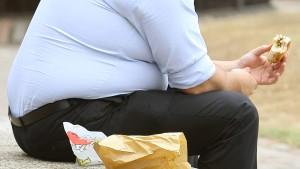 Übergewicht im Fadenkreuz