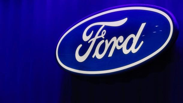 Ford-Chef Hackett tritt überraschend zurück