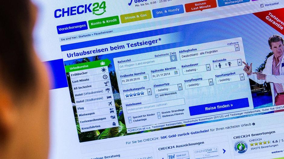 Check 24 bietet viele Vergleiche an. Wenn es um Versicherungen geht, ist künftig bessere Beratung nötig.