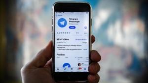 Russland blockiert verschlüsselten Messenger Telegram