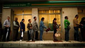 Rekordarbeitslosigkeit in Frankreich und Spanien
