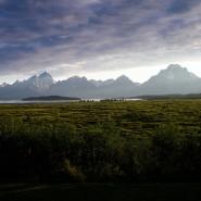 Guter Ort zum Reflektieren: In Jackson Hole am Grand Teton Nationalpark treffen sich traditionell die führenden Notenbanker.