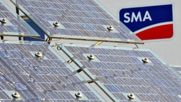 SMA Solar schockt Anleger mit düsteren Aussichten