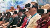Warum die Spielebranche verrückt nach virtueller Realität ist
