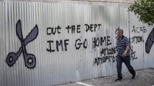 IWF kritisiert deutsches Griechenland-Ultimatum