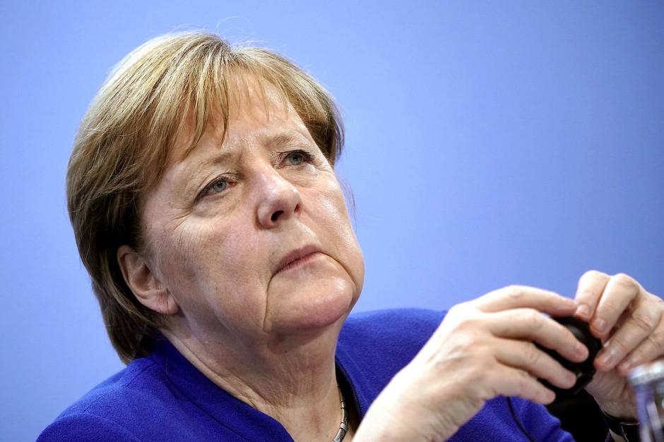 Angela Merkel kommt am Donnerstag.