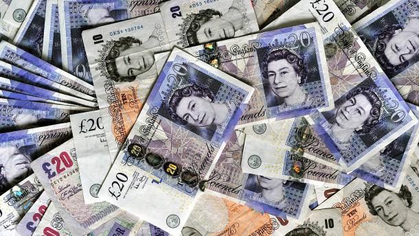 Pfund wertet auf nach Brexit-Urteil