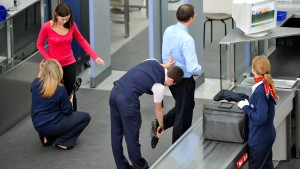Was tun, wenn der Grenzschutz ans Handy will?
