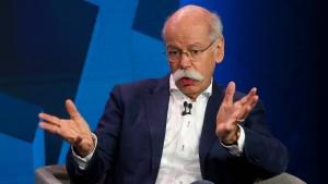 """Daimler-Chef: """"Wir wollen nicht hirnamputiert werden"""""""