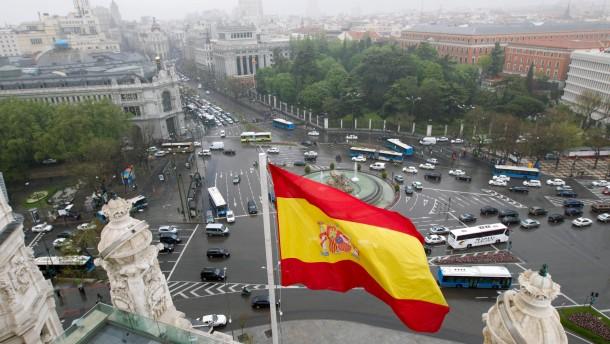 Spaniens Banken brauchen 60 Milliarden Euro
