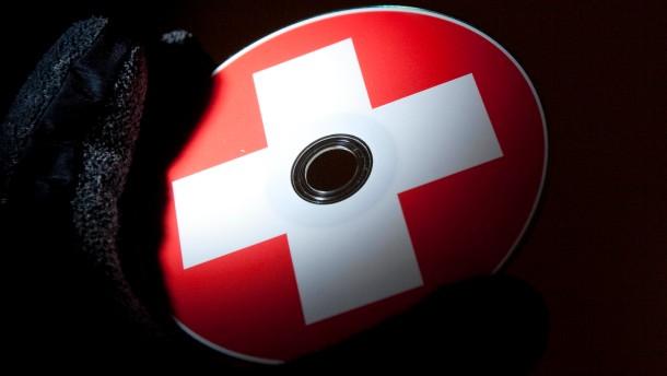 Die Schweiz wirft Nordrhein-Westfalen Hehlerei vor