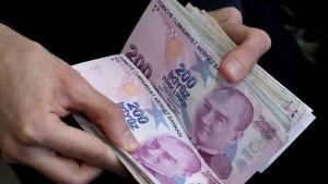 Das Misstrauen gegenüber der Lira ist zurück