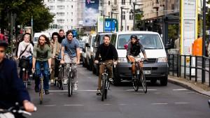 Die fabelhafte Siegesfahrt des Fahrrads
