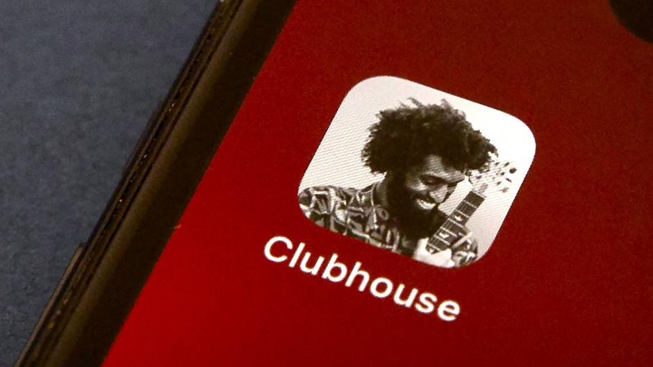 Die Clubhouse-App
